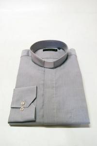 Camicia Clergy – Fil à Fil – Manica lunga