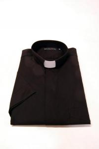 Camicia Clergy – Cotone – Mezza manica