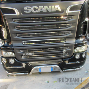 SCANIA Interior Profiles Mask For Big Bumper