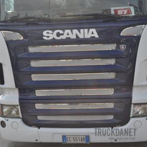 SCANIA Profili interni mascherina (per Serie R fino al 2010)