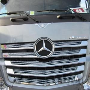 MERCEDES Mascherina per Actros MP4 ( adatto solo per  cabina grande) Mercedes Acrtos MP4 2012