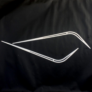 MERCEDES Cornici per convogliatori  ( Adatto tutti Mercedes MP4 escluso CABINA STRETTA )