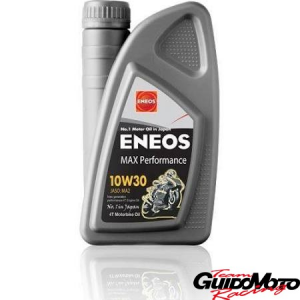 Olio Eneos Synthetic 100% 4T Max Performance 10W30 1 Litre engine oils