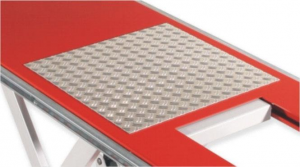 Aluminum chequered plate for EH 400/530
