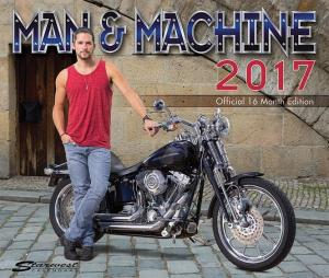 2017 MAN AND MACHINE CALENDAR