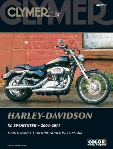 Clymer Book HD M427