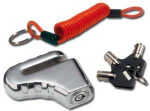 MAGGI Disk Lock - chrome
