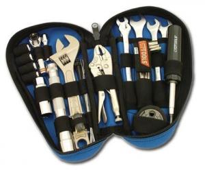 CruzTOOLS RoadTech Teardrop Tool Kit
