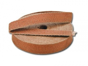 Copper Exhaust Wrap 1 x 1/16 x 50 Ft. Roll
