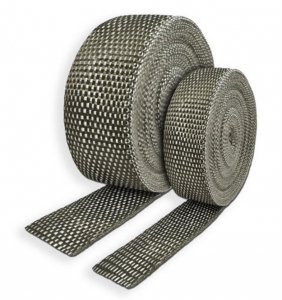 Platinum Exhaust Wrap 2 x 1/16 x 50 Ft. Roll