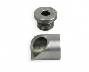 Angled Bung with Cap