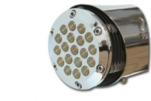 RBS Bullet SuperTrapp Endcap Chrome