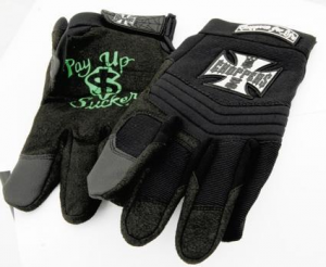 WCC Riding Glove Black