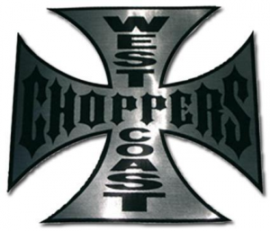 WCC Chrome Sticker