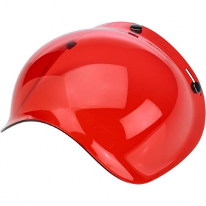 Biltwell Bubble Shield Rose Solid