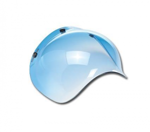 Blue Gradient Bubble Shield