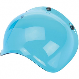 Bubble Shield Blue Solid