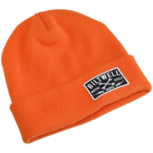 Beanie, Patch, Orange