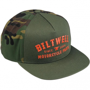 Hat, Patrol, Camo