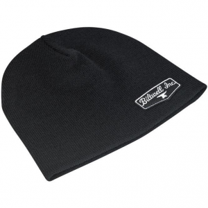 Beanie, Shield, Black