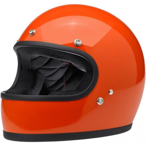 Gringo Helmet, Gloss Hazard Orange
