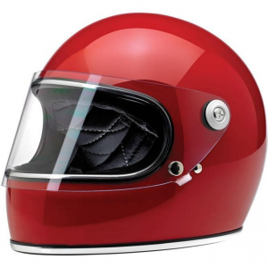 Gringo S Helmet, Gloss Blood Red
