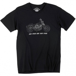T-Shirt, FXR, Black