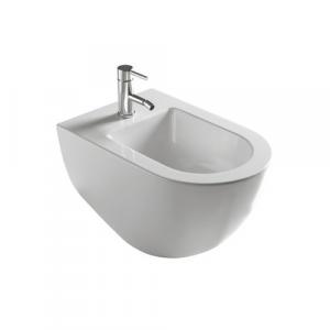 Bidet sospeso per il bagno monoforo Dream Galassia cm 56 x 36