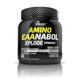 Amino EAAnabol Xplode - Aminoacidi in polvere