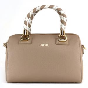 Hand bag Liu Jo MANHATTAN A18080 E0499 ARENARIA ACC. SOIA