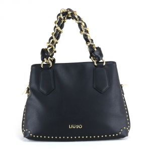 Hand and shoulder bag Liu Jo LOVELY U A18021 E0010 NERO