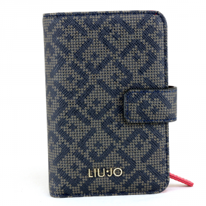 Woman wallet Liu Jo MANHATTAN A18175 E0017 MILITARE