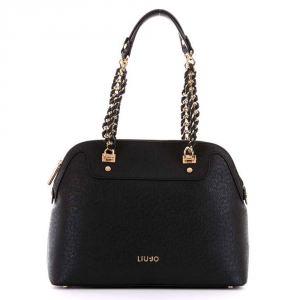 Shoulder bag Liu Jo ANNA CHAIN A67001 E0087 NERO