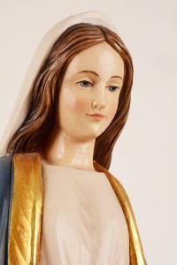 Statua Madonna Miracolosa in vetroresina DOL19303-90 h. 90