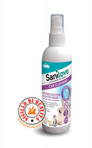 Elimina Odori Sanilove Car Cleaning 125ml
