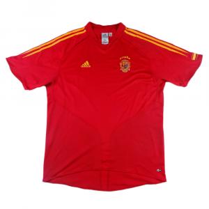 2004-06 Spagna MAGLIA Home XL (Top)