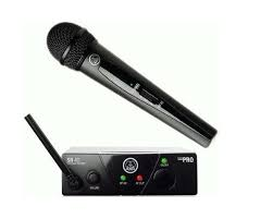 RADIOMICROFONO VOCAL AKG WMS40 MINI