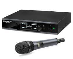 RADIOMICROFONO DIGITALE SENNHEISER EW D1 835S