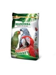 Mangime per Pappagalli Parrots Manitoba Miscuglio Tropicali kg.15