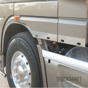 DAF Mudguard Profiles With Holes For Led
