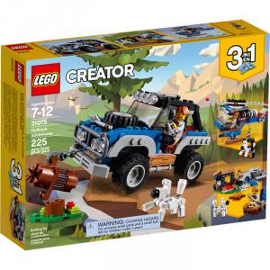 LEGO CREATOR AVVENTURE NEL DESERTO 31075