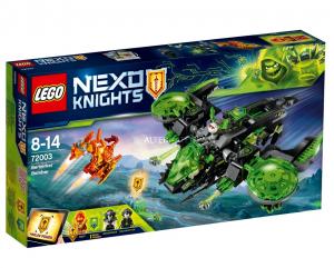LEGO NEXO KNIGHTS ATTENTATORE BERSERKIR 72003