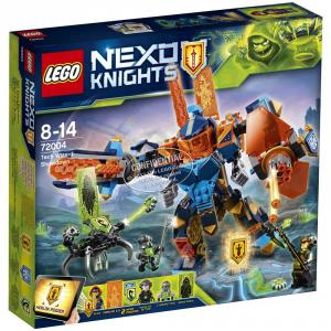 LEGO NEXO KNIGHTS RESA DEI CONTI CON IL MAGO 72004