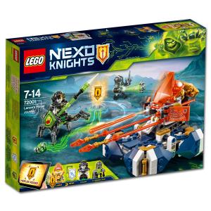 LEGO NEXO KNIGHTS IL GIOSTRATORE VOLANTE DI LANCE 72001