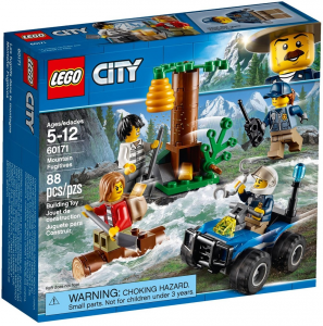 LEGO CITY FUGA IN MONTAGNA 60171