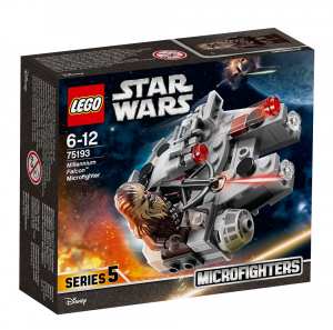 LEGO STAR WARS TM MICROFIGHTER MILLENNIUM FALCON 75193