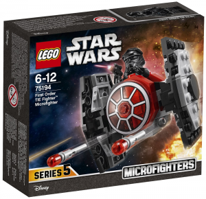 LEGO STAR WARS TM MICROFIGHTER FIRST ORDER TIE FIGHTER 75194