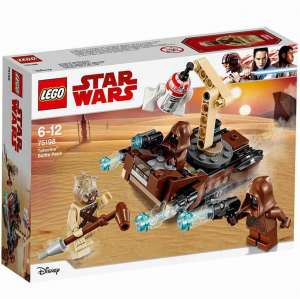 LEGO STAR WARS TM BATTLE PACK TATOOINE 75198