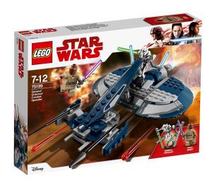 LEGO STAR WARS TM SPEEDER D'ASSALTO DEL GENERALE GRIEVOUS 75199