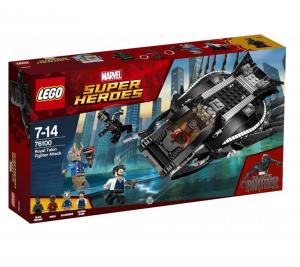 LEGO SUPER HEROES L'ATTACCO DEL ROYAL TALON FIGHTER 76100
